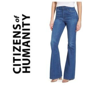 Citizens humanity, 28, CHERIE bell bottoms, nwot